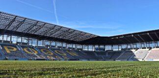 Stadion Miejski w Szczecinie postęp prac wrzesień 2020