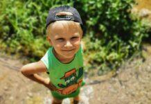 7-letni Bartuś utrata wzroku pomoc zbiórka