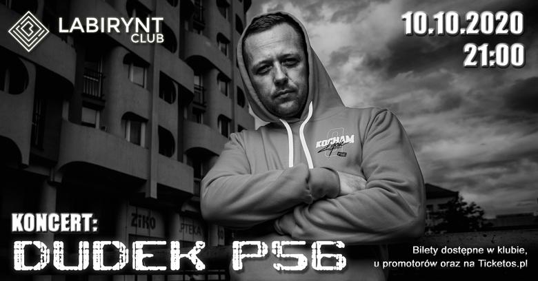 Koncert Dudek P56/Labirynt Club