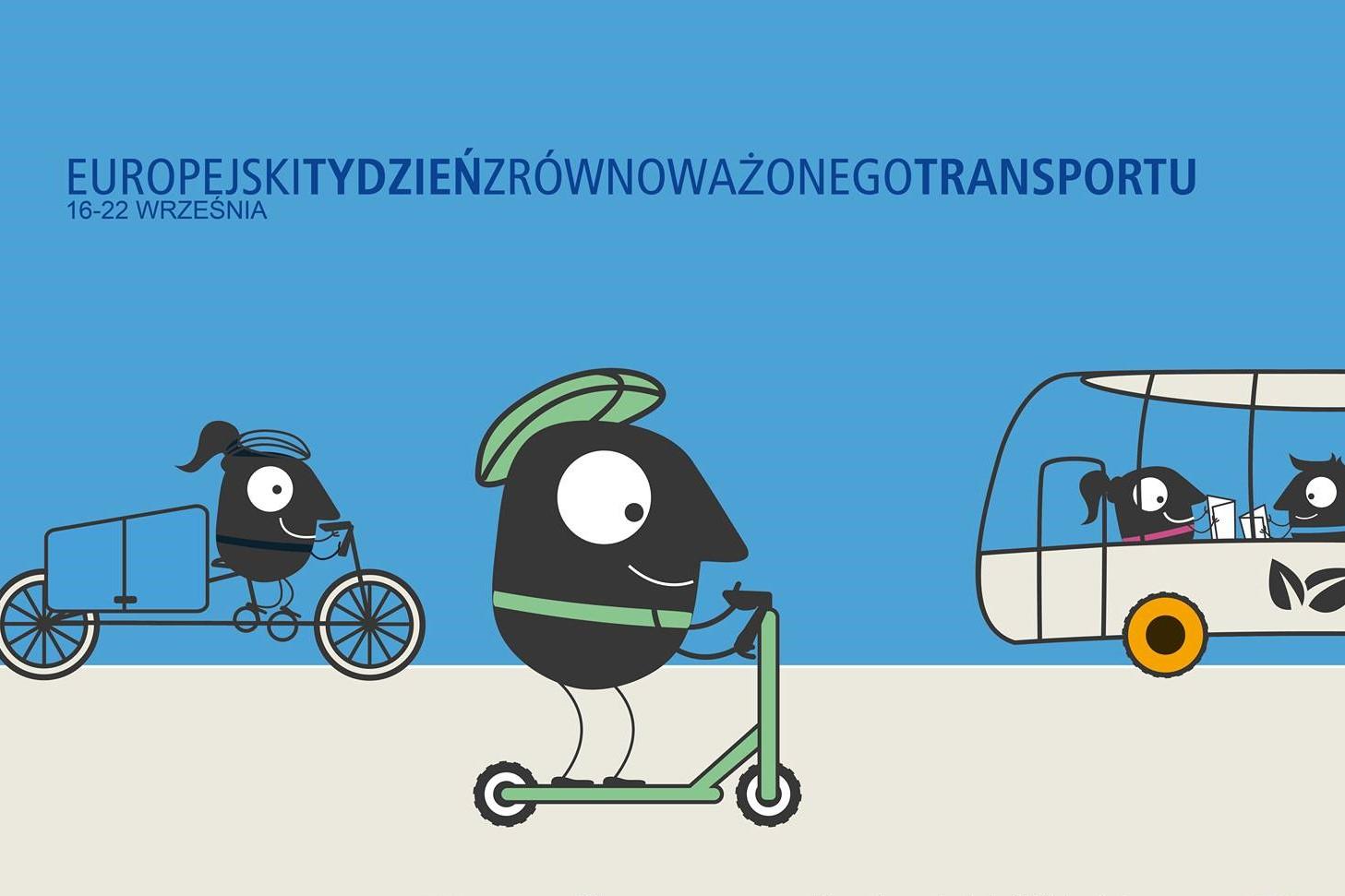 Europejski Tydzień Zrównoważonego Transportu - Szczecin 2020