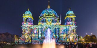 Festiwal Świateł Berlin 2020