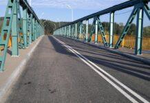 most Gryfino Mescherin zamknięcie wrzesień 2020