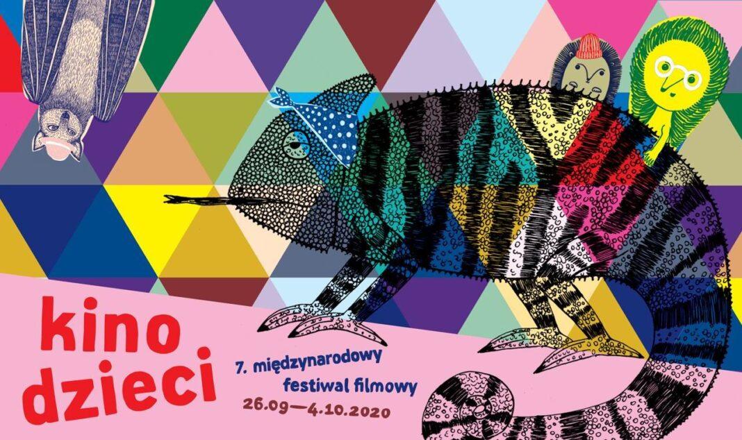 """Międzynarodowy Festiwal Filmowy """"Kino Dzieci"""" Szczecin 2020"""