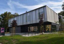 """Dom Kultury """"Krzemień"""" Podjuchy otwarcie wrzesień 2020"""