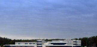 lotnisko Szczecin-Goleniów wrzesień 2020