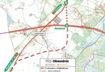 obwodnica Kołbaskowa projekt przetarg oferty