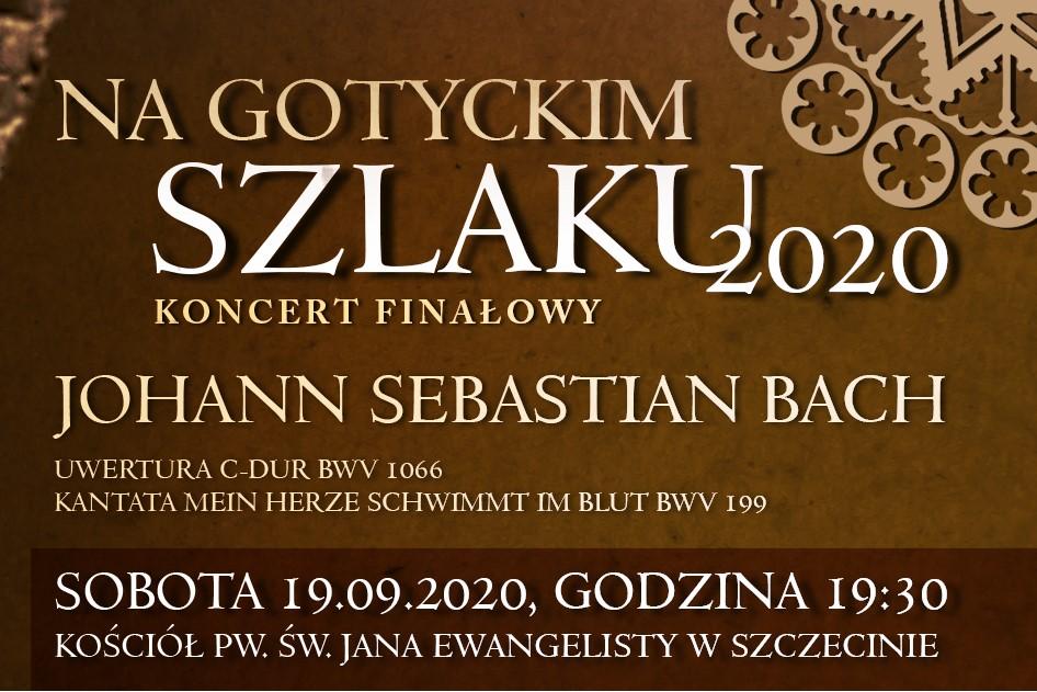 XI Letni Festiwal Wędrowny Na Gotyckim Szlaku 2020 - Koncert Finałowy
