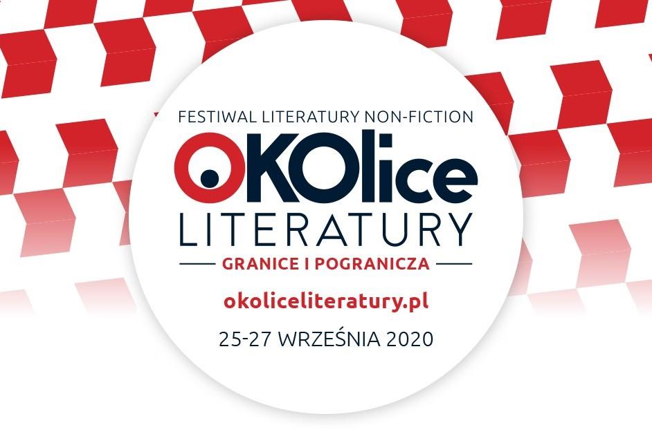 OKOlice Literatury - festiwal literatury non- fiction