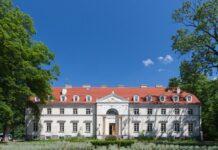 ogród dendrologiczny w Przelewicach przejęcie samorząd województwa wrzesień 2020