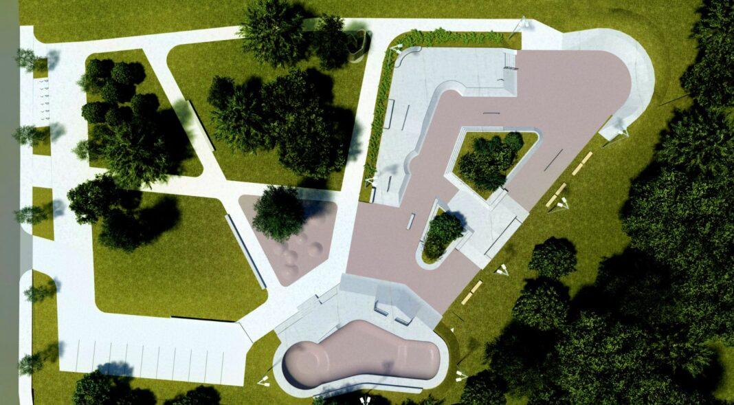 skatepark Majowe budowa rozpoczęcie