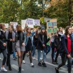 Młodzieżowy Strajk Klimatyczny Szczecin wrzesień 2020
