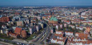 węzeł Łękno Wyszyńskiego Granitowa zmiany wrzesień 2020