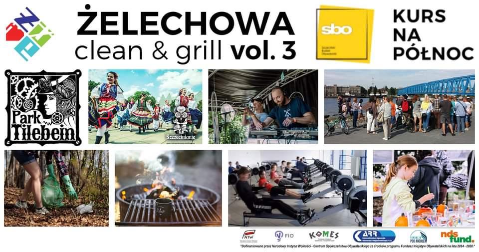 Żelechowa clean & grill vol.3