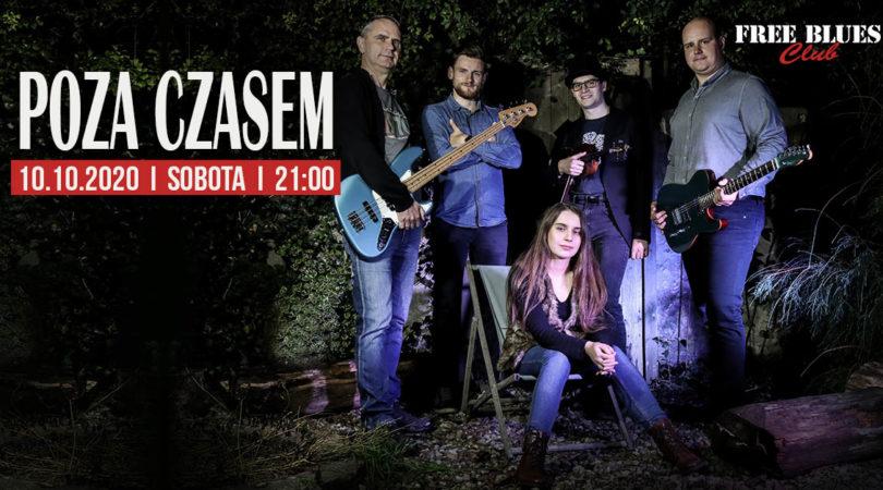 """Koncert """"Młoda Nuta"""" - zespół POZA CZASEM"""