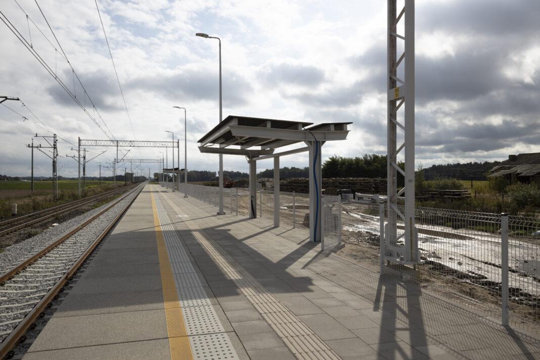 Stary Klukom po modernizacji Wygodnie i bezpiecznie ze Słonic do Szczecina Nowe stacje i przystanki dostępne dla wszystkich
