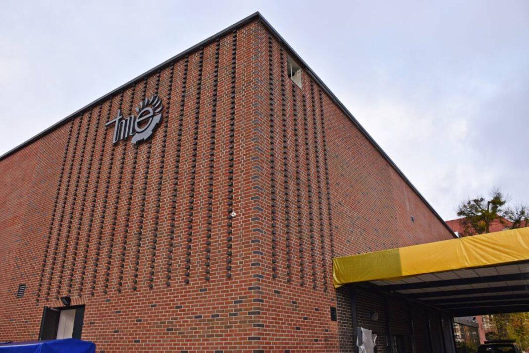 Nowoczesna sala gimnastyczna TME w Szczecinie prawie gotowa 2020