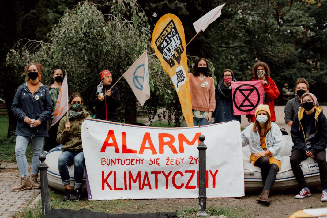 Lunch dla klimatu Szczecin październik 2020