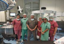 robot da Vinci ginekolodzy operacyjni szpital Pomorzany