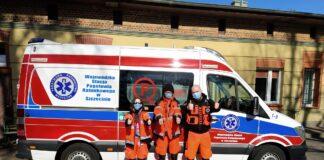 Zachodniopomorski Pakiet Antykryzysowy służba zdrowia wsparcie październik 2020