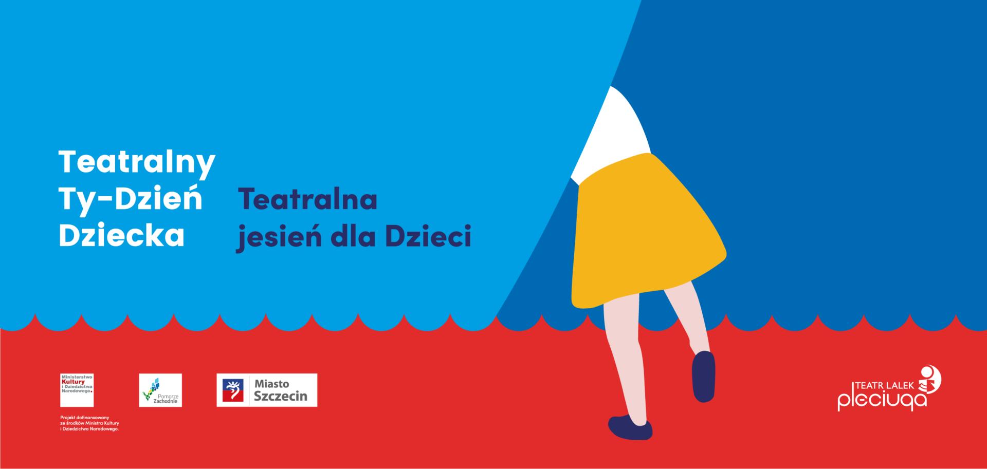 Teatralny Ty-Dzień Dziecka w Pleciudze