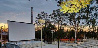 amfiteatr Żydowce gotowy październik 2020