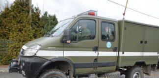 niebezpieczny obiekt ul. Jodłowa neutralizacja ewakuacja październik 2020