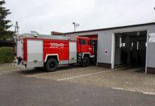 straż pożarna Pomorze Zachodnie sprzęt wsparcie COVID-19