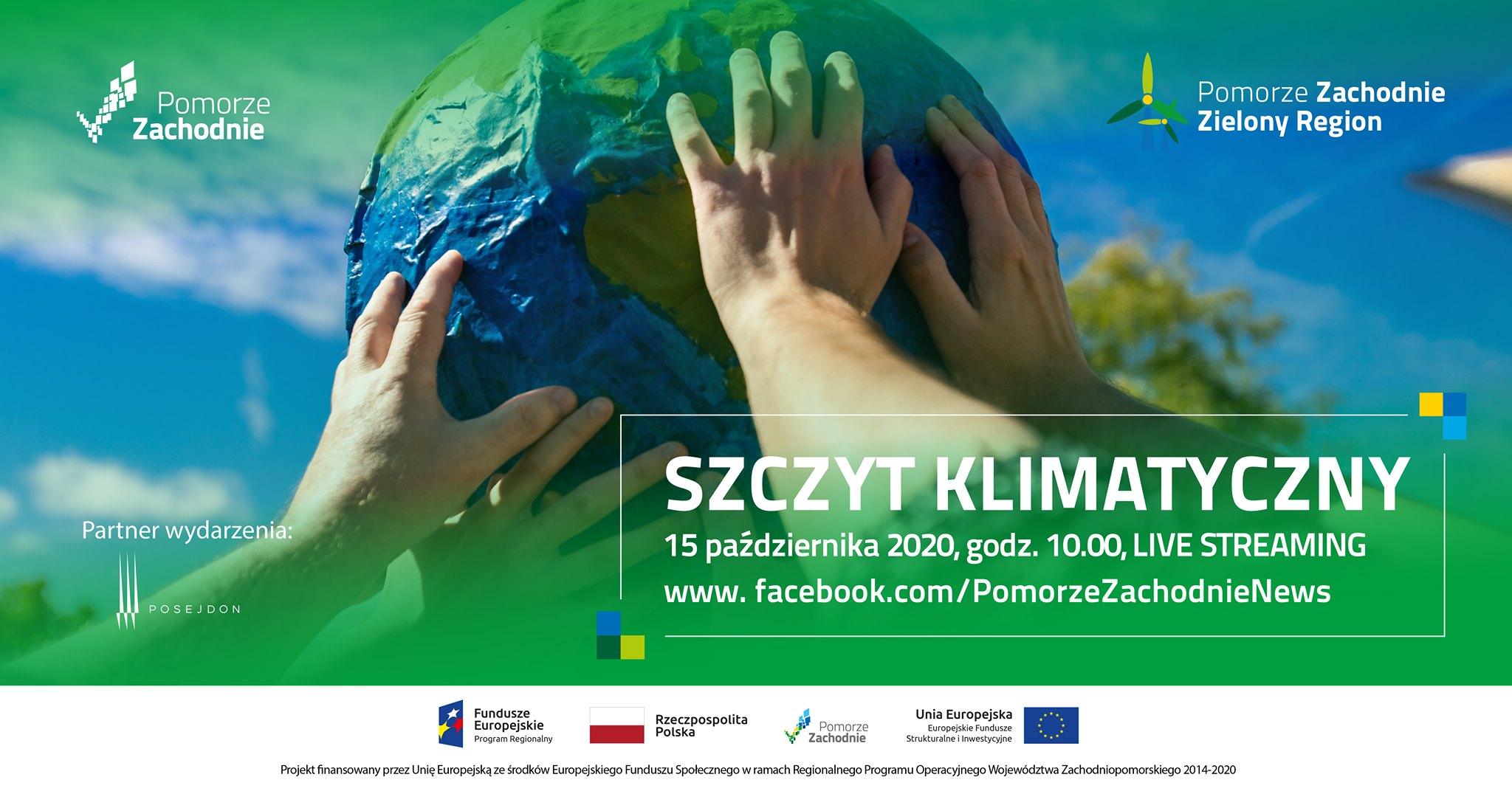I Szczyt Klimatyczny na Pomorzu Zachodnim