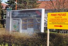 Szczecin żółta strefa październik 2020