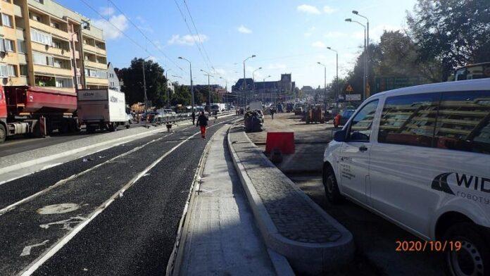 tramwaje prawobrzeże Szczecin termin