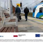 PKP PLK modernizacja stacje przystanki Pomorze Zachodnie