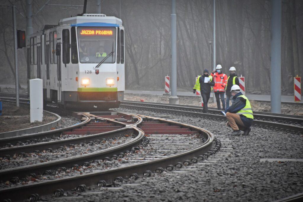od 1 grudnia wracają tramwaje napętle Głębokie Szczecin 2020