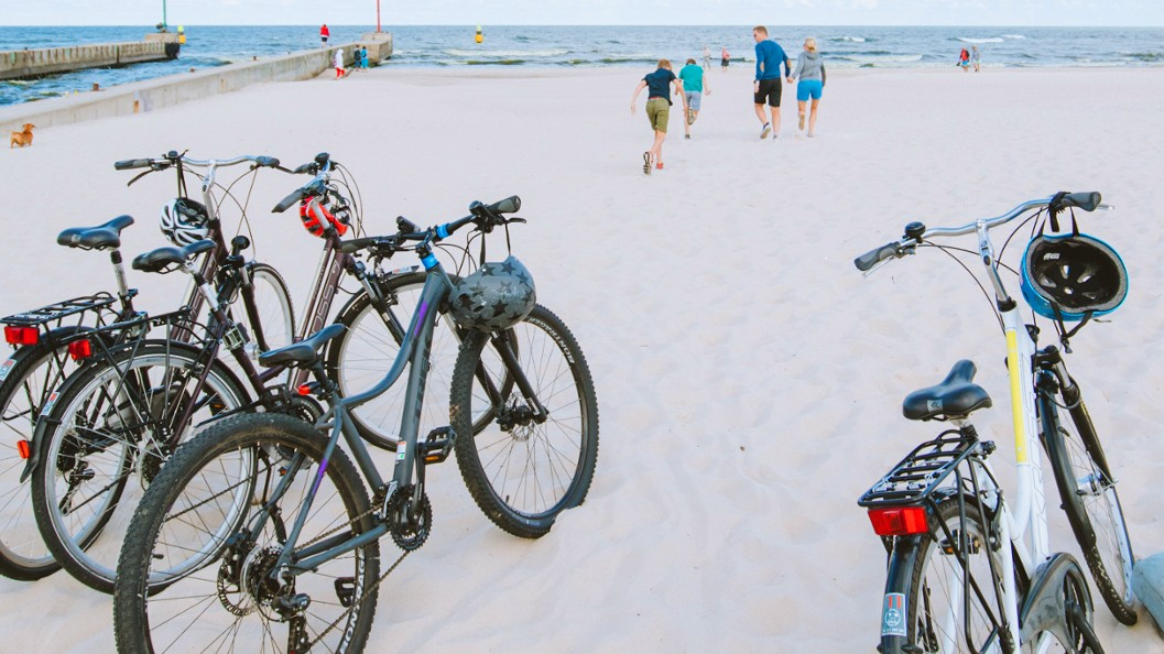 Rowerem na plażę, Velo Baltica