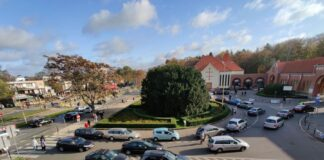 zmiany w organizacji ruchu przedłużone do 8 listopada Szczecin 2020