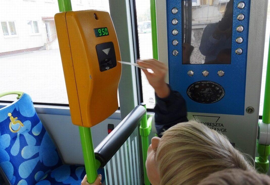 bilety komunikacji miejskiej w Szczecinie tańsze 2021