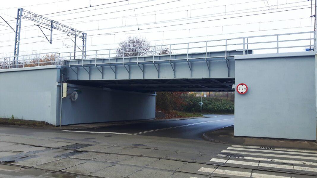 odnowiony wiadukt