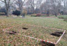 W Szczecinie powstają całoroczne hamaki i leżaki miejskie