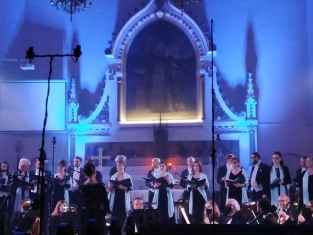 koncert kolęd online Cicha noc Opera na Zamku