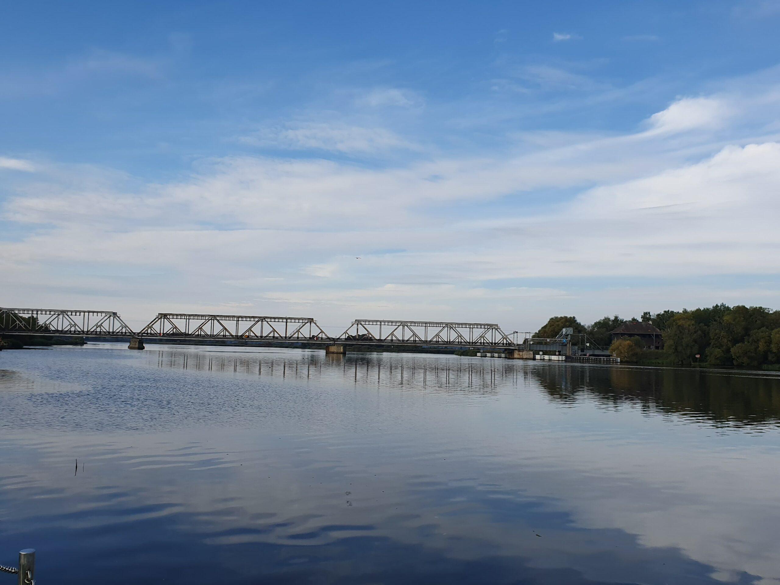 przebudowa mostu nadRegalicą