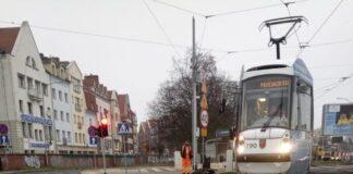 W sobotę tramwaj linii 6 wraca na Wyszyńskiego