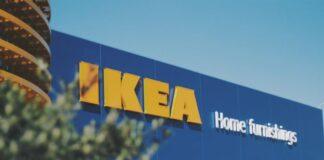 organizacja ruchu przy IKEA w Szczecinie