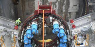 tunel w Świnoujściu wieści z placu budowy