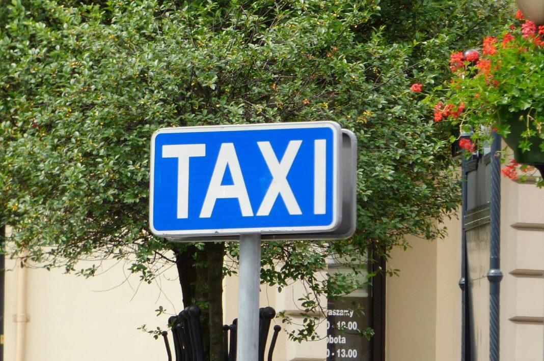protesty taksówkarzy