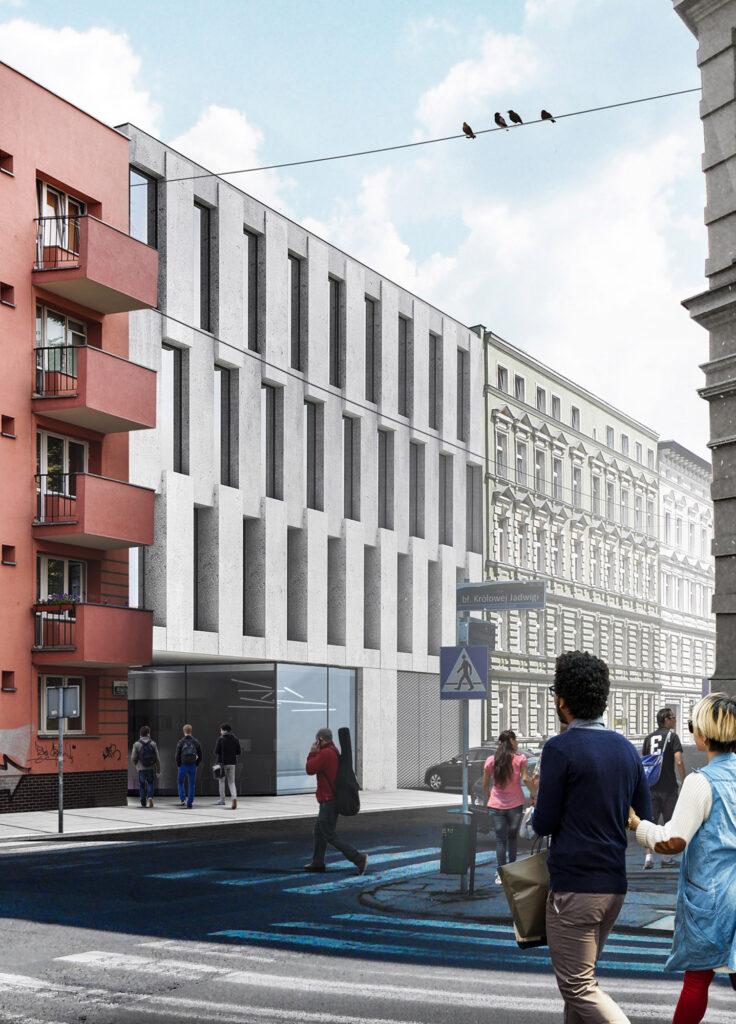 nowy przetarg naprzebudowę Kwartału 36 Szczecin 2020
