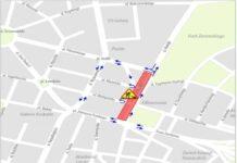 23 stycznia zamknięcie kolejnych ulic w ramach torowej rewolucji