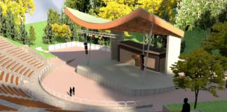 koncepcja na modernizację stargardzkiego amfiteatru