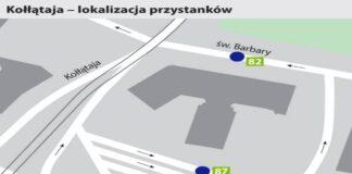 torowa rewolucja na Niebuszewie 9 stycznia zmiana organizacji ruchu