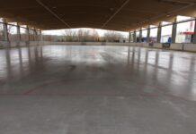 Kwiaciarnia na lodowisku w Szczecinie zamknięta?