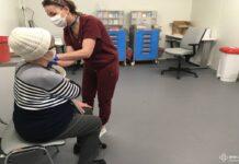 Ruszyły szczepienia seniorów w Netto Arena