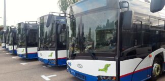 Ekologiczne autobusy